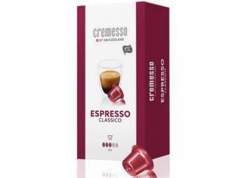 Cremesso Espresso Classico kávékapszula - 12db