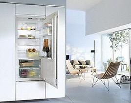 Beépíthető hűtőgépek