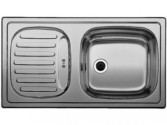 Blanco Flex Mini mosogatótál - szövetmintás
