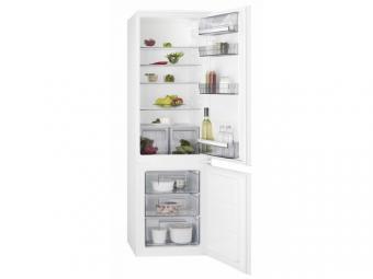 AEG SCB618F3LS Beépíthető kombinált hűtőszekrény, 178 cm, A+