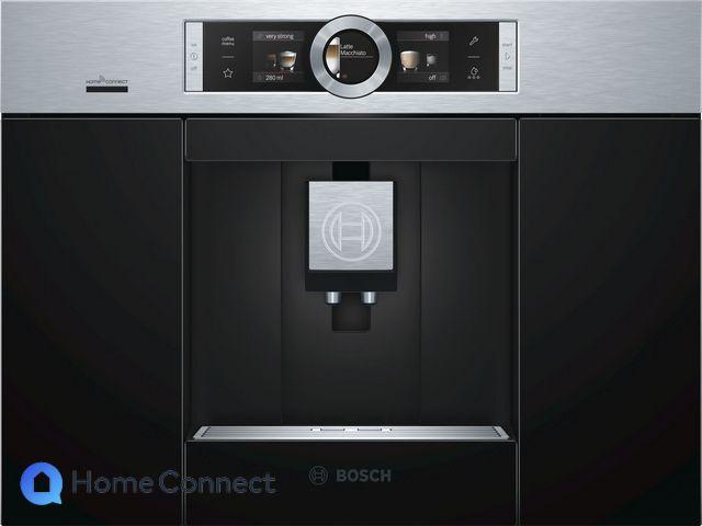 Bosch CTL636ES6 beépíthető kávéfőző - Home Connect