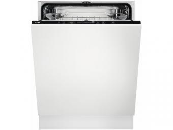 AEG FSB52637P Beépíthető mosogatógép, 13 teríték, AirDry, Quickselect kezelőpanel