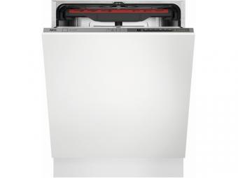 AEG FSE52910Z Beépíthető mosogatógép, MaxiFlex fiók, AirDry, 14 teríték