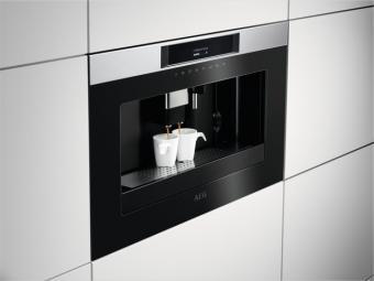 AEG KKK884500M beépíthető kávéfőző