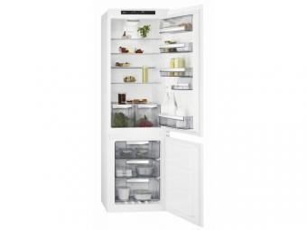 AEG SCE81826TS beépíthető kombinált hűtőszekrény