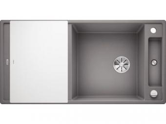 Blanco AXIA III XL 6S gránit mosogatótál - alumetál