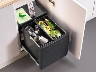 Blanco Botton Pro 45/2 automat hulladékgyűjtő