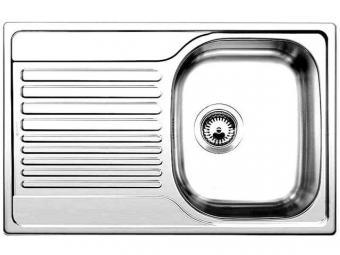 Blanco Tipo 45 S Compact mosogatótál - natúr