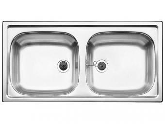 Blanco Top EZ 8 x 4 mosogatótál