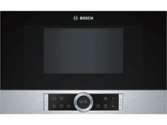 Bosch BFL634GS1 beépíthető mikrohullámú sütő