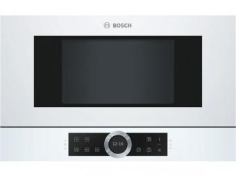 Bosch BFL634GW1 beépíthető mikrohullámú sütő