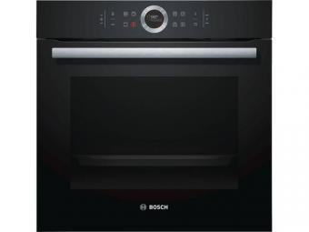 Bosch HBG675BB1 beépíthető pirolitikus sütő