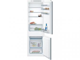 Bosch KIV86VSF0 beépíthető kombinált hűtőszekrény