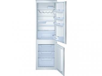 Bosch KIV34X20 beépíthető kombinált hűtőszekrény