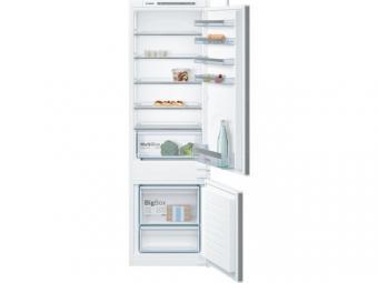 Bosch KIV87VS30 beépíthető kombinált hűtőszekrény
