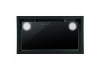 Cata GC DUAL 45/B XGBK LED beépíthető páraelszívó - fekete