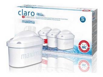 Claro Swiss Maxima szűrőfilter - 3db