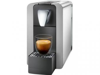 Cremesso Compact One II kapszulás kávéfőző - ezüst + ajándék 80db kapszula
