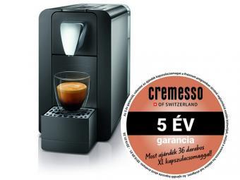 Cremesso Compact One II kapszulás kávéfőző - grafit