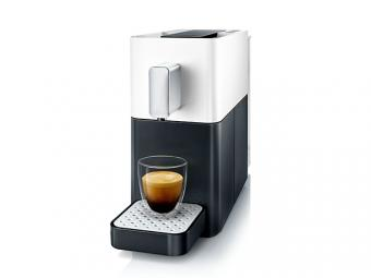 Cremesso EASY kapszulás kávéfőző - fekete - fehér - utolsó darab