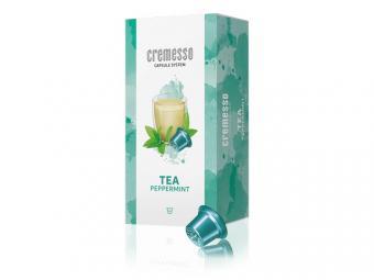 Cremesso Peppermint teakapszula