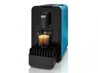 Cremesso Viva B6 kapszulás kávéfőző - petrol + ajándék