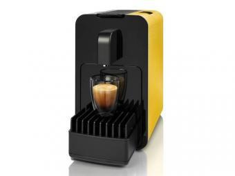 Cremesso Viva B6 kapszulás kávéfőző - sárga + ajándék