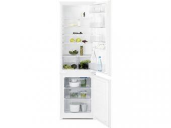 Electrolux ENN2800BOW Beépíthető alulfagyasztós hűtőszekrény, 178 cm, A+ energiaosztály