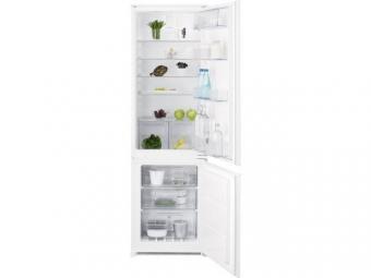 Electrolux ENN2812AOW beépíthető kombinált hűtőszekrény