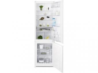 Electrolux ENN2812COW beépíthető kombinált hűtőszekrény