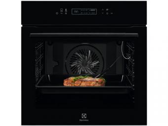 Electrolux KOE8P81Z SenseCook beépíthető sütő, maghőmérő, pirolitikus tisztítás, LCD kijelző