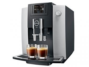 Jura E6 automata kávéfőző