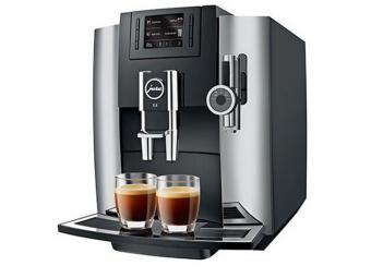 Jura E8 automata kávéfőző