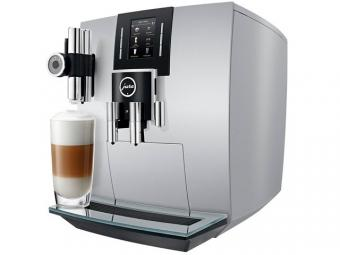 Jura Impressa J6 automata kávéfőző - ezüst