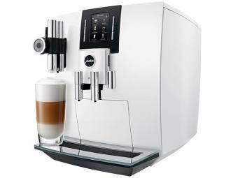 Jura Impressa J6 automata kávéfőző - fehér