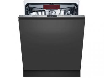 NEFF S155HCX29E beépíthető mosogatógép - Home Connect