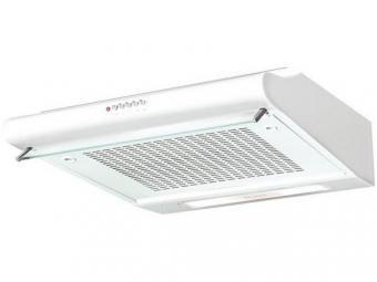 Nodor Confort Plus beépíthető páraelszívó, fehér