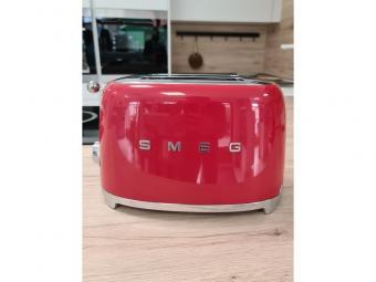 SMEG TSF01RDEU kenyérpirító - minta darab