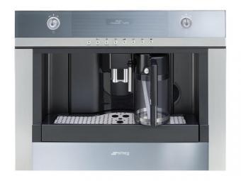 Smeg CMSC451 automata kávéfőző cappuccino készítővel
